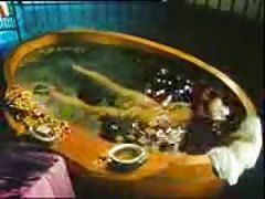 SWEET SEXY CHINESE SEX IN POOL - JP SPL