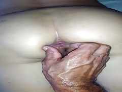 orgasmo anal de mi mi mujer