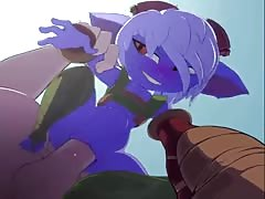 League of Legends animation (by theboogie) Spanish version