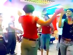Arabic dance young