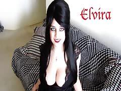 Miss Hannah Minx as ELVIRA