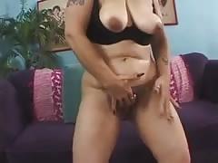 Hair Pussy MILF Nina Swiss Fuck and Facial