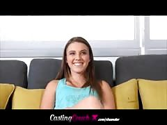 Casting Couch X - Florida teen excited to try out for porn