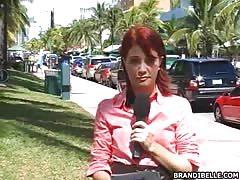 Brandi Belle Breaks News