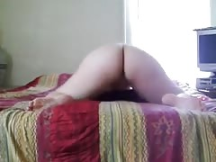 PAWG Fucks Herself and Squirts