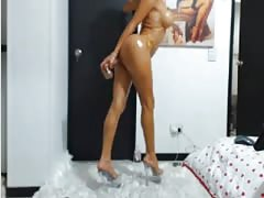 Amaizing body Venezuelan girl nice ass