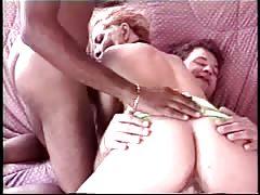 Punk bitch gets ravishing DP from huge cocks