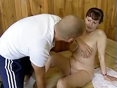 hot pigtailed mature fuck