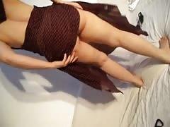 sexy muslim hijab homemade ass and pussy twerk