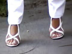 Greek Hot Milf Feet 2