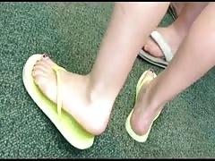 Candid feet #42