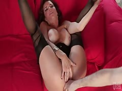Impressive milf Veronica Avluv screwed in her tight cunt