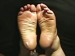 Lin Scrunches With Cummy Soles