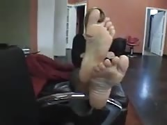 russina milf feet