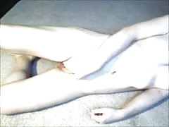 Horny masturbation and sex