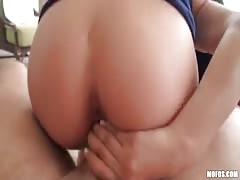 Her ass was asking for real sex troubles