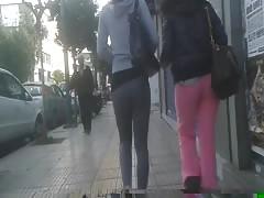 perfect tight greek ass yoga pants hidden spandex